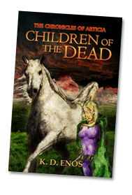 Children of the Dead Book Cover